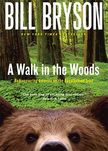 Book Cover: A Walk in the Woods by Bill Bryson