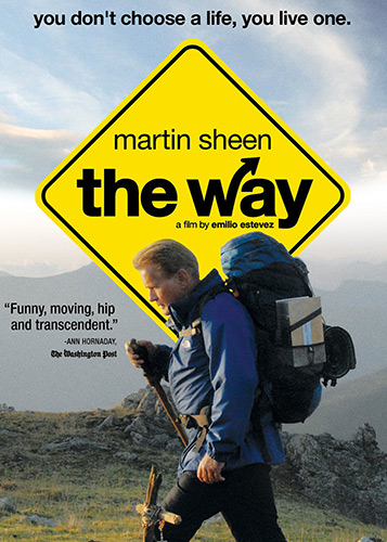 The Way DVD cover